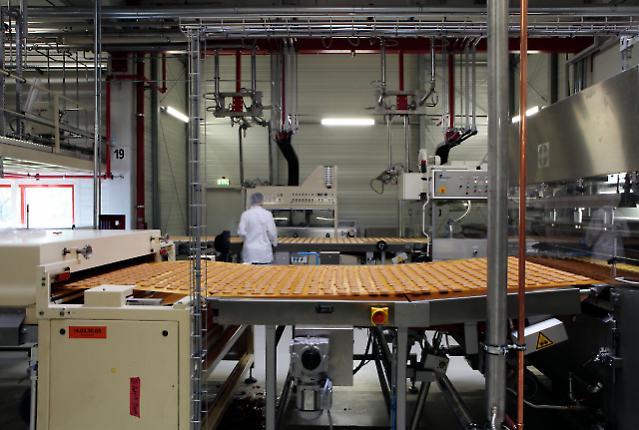 In der Keksfabrik