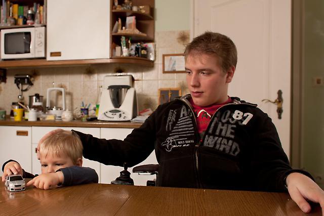 Leben mit Tetraplegie